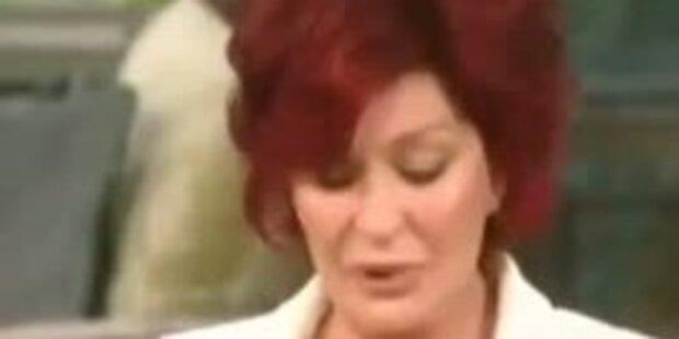 Sharon Osbourne: Tränen wegen Jacks MS-Diagnose