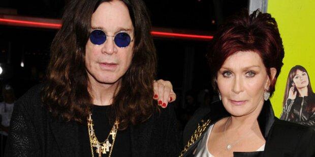 Sharon & Ozzy leben getrennt: Ehe-Aus?
