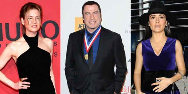 Berühmte Stars helfen bei Oscars