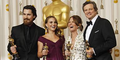 Das war die Oscar-Nacht 2011