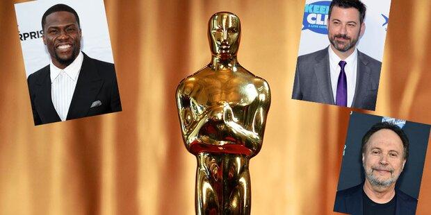 Wer wird die Oscars 2017 moderieren?