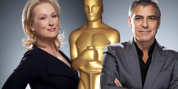 Das große Oscar-Zittern