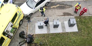 Schock in Oslo: Mehrere Menschen von gekapertem Krankenwagen verletzt
