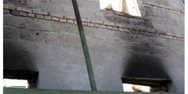 Terror-Attacke tötet elf Menschen in Nordossetien