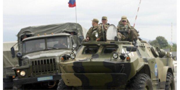 18 Verletzte im Südossetien-Konflikt