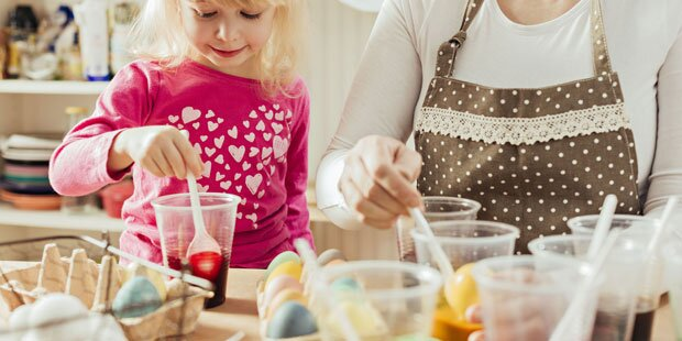 Osterprogramm für Kinder