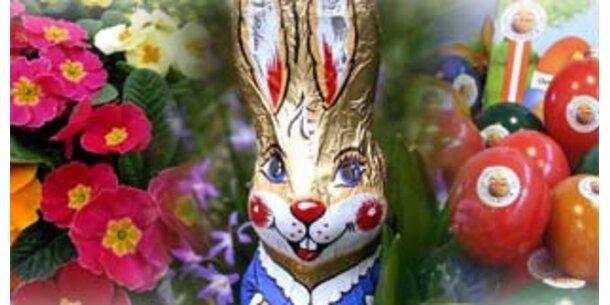 Österreicher geben 50 Euro für Ostergeschenke aus