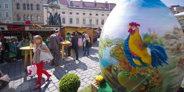 Wiens schönste Ostermärkte
