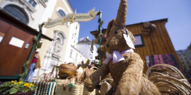Die schönsten Ostermärkte in Wien