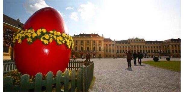 Österreicher geben zu Ostern 291 Mio aus