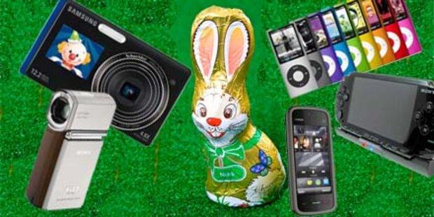 Die besten Technik-Geschenke für Ostern