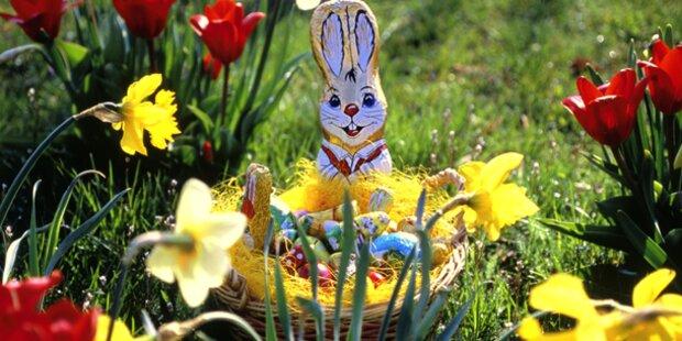 Wiener geben heuer mehr für Ostern aus