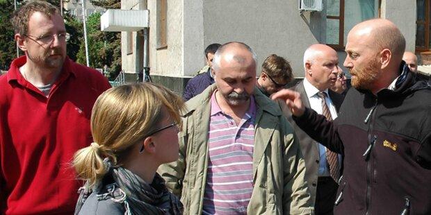 Entführter Österreicher in Ukraine befreit