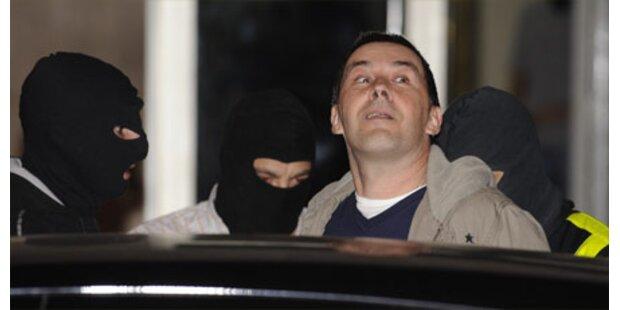 Baskenfüher Otegi festgenommen