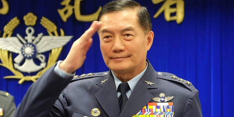 Militärchef Taiwans bei Hubschrauberabsturz gestorben
