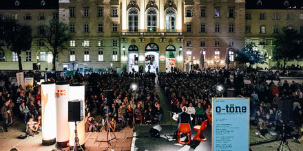 Festival O-Töne im Museumsquartier findet statt