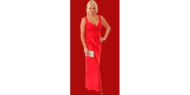 Das ist das Kleid für die Wahl zur Miss World