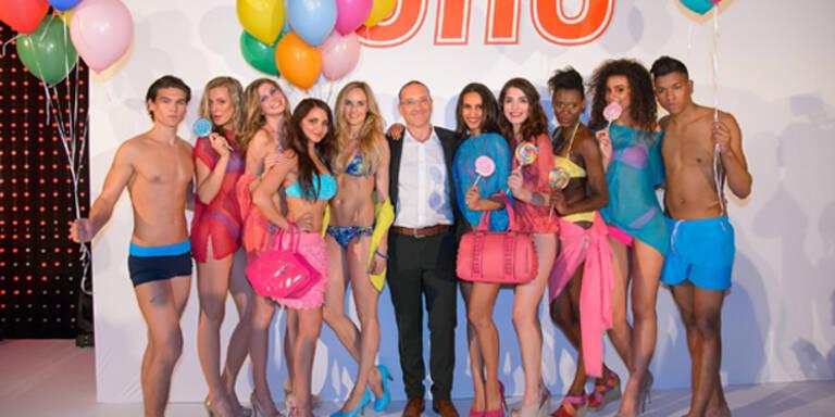 Das war die große Otto Fashion-Show