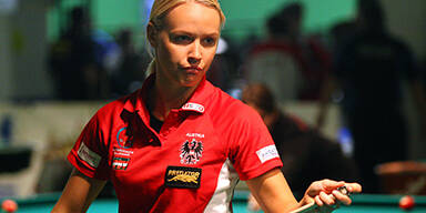 Erster WM-Titel für Jasmin Ouschan