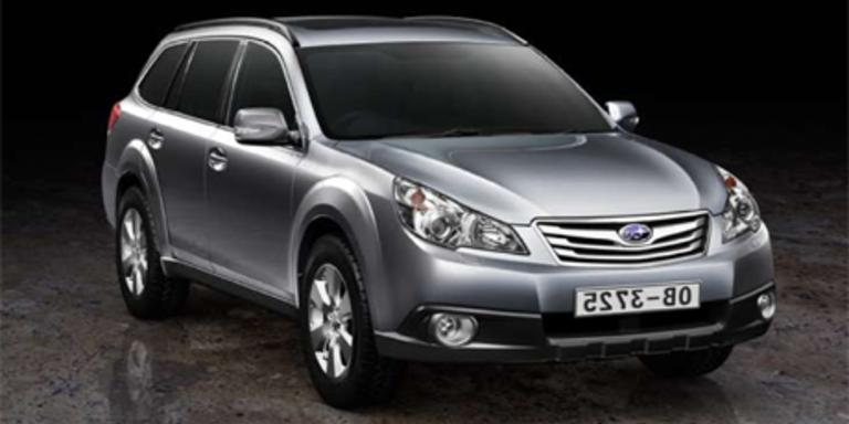 Bild: Subaru