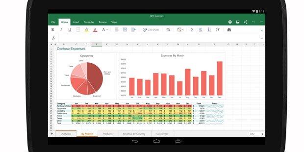 Outlook für Android und iOS startet