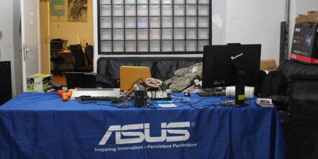 Schnellster PC der Welt in Wien