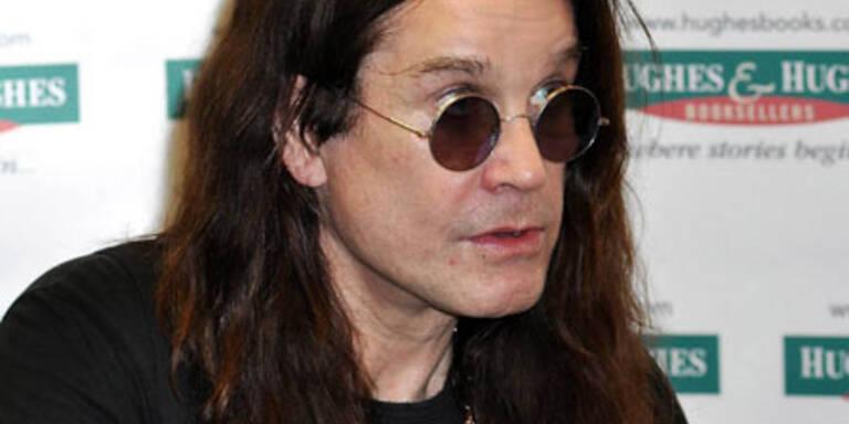 Ozzy Osbourne ließ sich fit spritzen