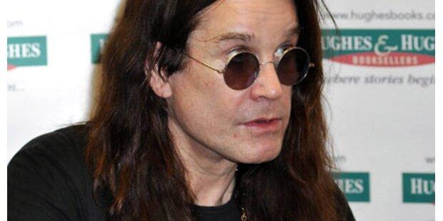 Ozzy Osbourne ist taub