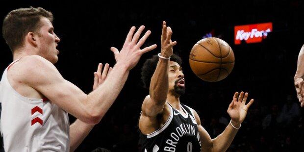 Pöltl bei Sieg gegen Brooklyn ohne Punkte