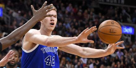 Pöltl mit neuem Punkte-Rekord in der NBA