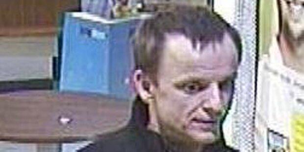 Polizei jagt Meidlinger Bankräuber