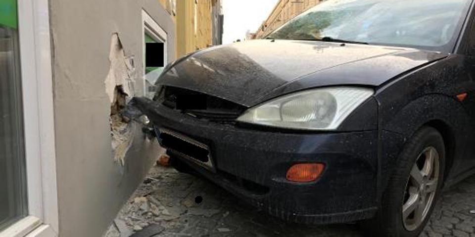 Unfall Wien-Alsergrund