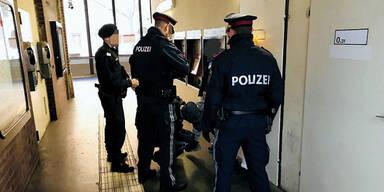 Polizei zieht 38 Fremde aus dem Verkehr