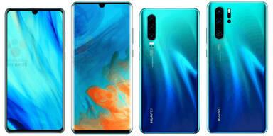 Alle Infos vom Huawei P30 & P30 Pro