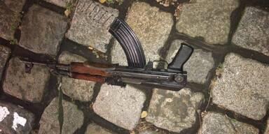Das sind die Waffen des Attentäters | Terroranschlag in Wien