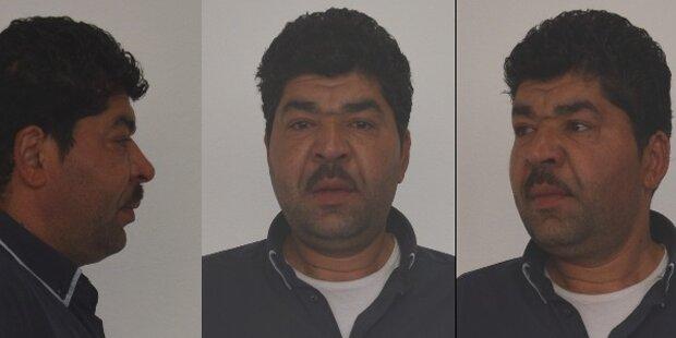 Sex-Täter nahm Frauen gefangen