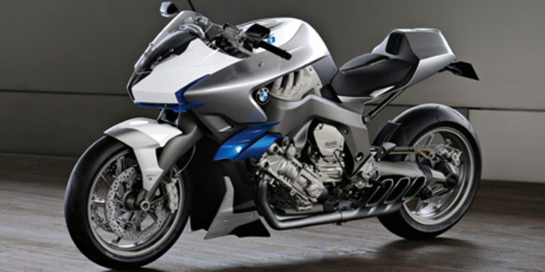 BMW baut ein neues Zweirad-Flaggschiff