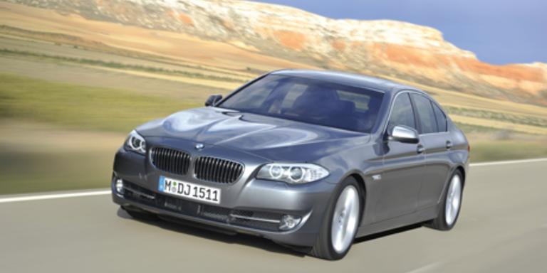 Neuer 5er BMW kehrt zur Sportlichkeit zurück