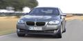 Sportlich wie ein 3er, luxuriös wie ein 7er – der neue 5er weiß zu gefallen. Bild: BMW AG