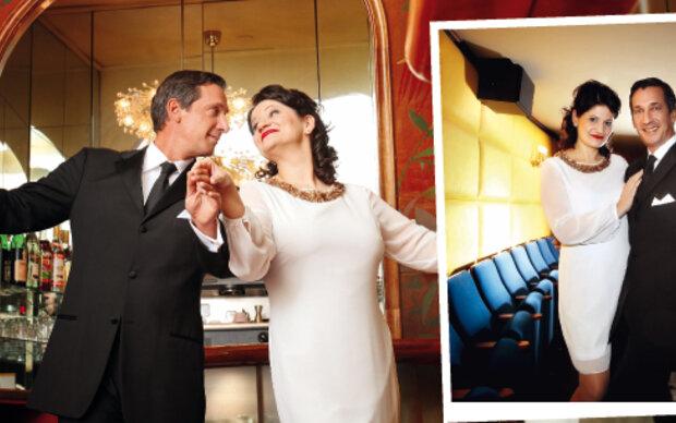 Sigrid Hauser & Victor Gernolt: Unvergleichliches Paar