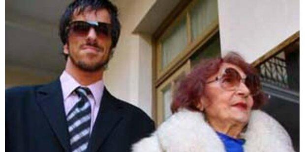 82-Jährige starb nach 25 Tage Ehe mit 24-Jährigem