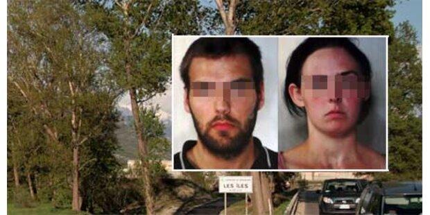 Gesuchtes Paar in Italien gefasst