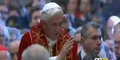 Wegen Gesundheit: Der Papst tritt zurück