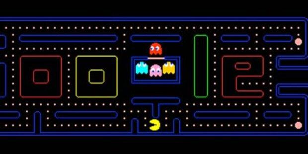 Googles Pac-Man kostete 120 Mio. Dollar