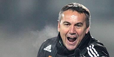 Pacult neuer Trainer von RB Leipzig