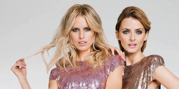 Padberg und Kurková suchen neue Models