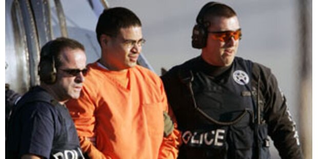17 Jahre Haft für US-Bürger wegen Al-Kaida-Behilfe