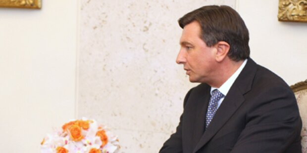 Regierungskrise in Slowenien