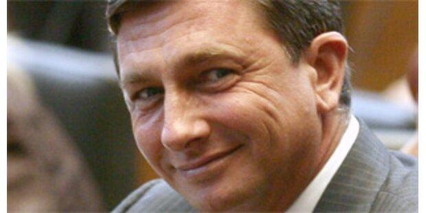 Slowenisches Parlament wählt Mitte-Links-Regierung