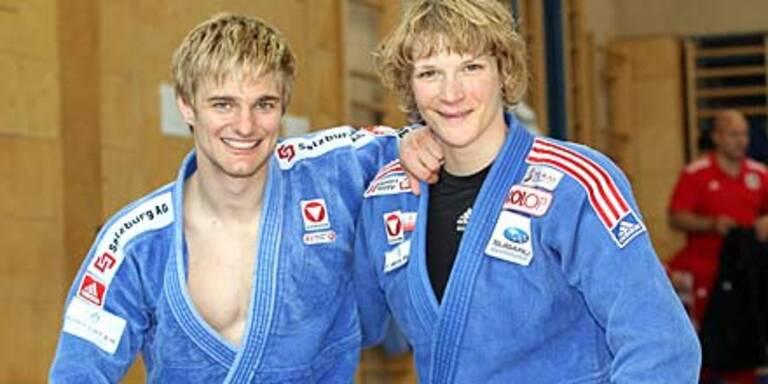 Ö-Judokas hoffen auf Heimvorteil